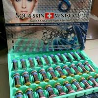Aquaskin aqua skin veniscy8 veniscy 8 original whitening skin solution
