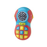 Playgro Jc Dial-A-Friend Phone / Gadget Mainan Aman Untuk 1 - 3 Tahun