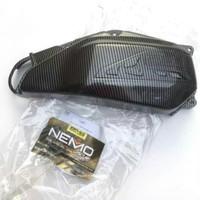 Cover Filter Udara Carbon Nemo Vario 125 150 Old
