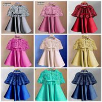fashion anak dress kelly basic baju anak pesta terlaris best seller