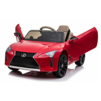 Mobil Anak Remot Kontrol Lexus Lisence Mobil AKKI Ban Karet Bisa Gocar