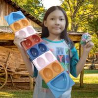 dakon | congklak pelangi bongkar pasang mainan anak tradisional