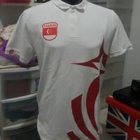 Polo shirt Singapore team