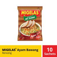 Migelas Ayam Bawang 1 renceng isi 10 sachet