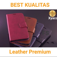 Flip Cover Xiami Redmi Note 8 Flip Case Leather Kulit Premium Casing