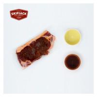 Tokyo Skipjack Prepared 1 NZ Striploin Steak