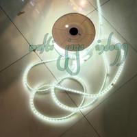 lampu LED selang strip flexsibel smd 220V 3035 outdoor /ceiling light