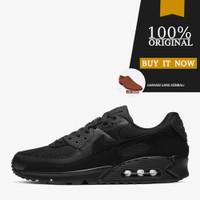 CN8490-003 Sneakers Original Sepatu Nike Air Max 90 - Triple Black
