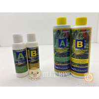 Aquapharm Sea Balance A B 2x 100 ml - Repack - Dosing Aquarium AirLaut