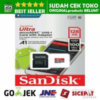 Micro SD sandisk 128 gb 128gb ultra class 10 card adapter memory sdhc