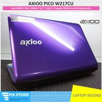 AXIOO Pico W217CU Intel D2500/2GB/320GB HDD/10.1-Inch/Support ZOOM
