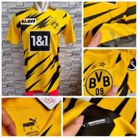 Baju jersey sepakbola Dortmund Home 2020-2021 Grade Ori Thailan
