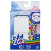 Baby Alive Diapers Pack Doll Popok Boneka Pampers Pospak Bayi Lucu 6X