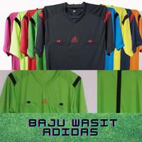 Baju Wasit Adidas / Bebas Pilih Warna dan Size