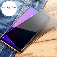 Xiaomi Mi 8 Lite Anti Spy Tempered Glass / Anti Gores Screen