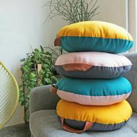 bantal duduk/bantal lesehan/bantal bulat diameter 70
