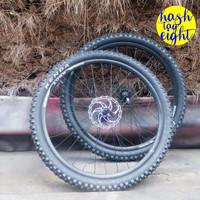 Wheelset 27.5 MTB, Jangkrik, Araya , 32 Hole, Mint Condition
