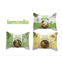 Mie Instan Lemonilo - Sehat no MSG - Mi Goreng, Kuah Kari Ayam Bawang