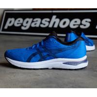 sepatu Asics Gel Cumulus 22 blue black original bnwb