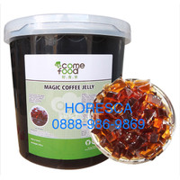 Magic Coffee Jelly / Kopi Jelly Come Food Impor Taiwan 3,3 Kg