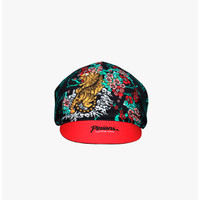 Topi Gowes Pinions Cycling Wear TIGER