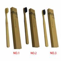 Sikat Gigi Bambu Sikat Gigi Bamboo Sikat Gigi Kayu Bamboo