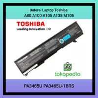 Baterai Laptop Toshiba A80 A100 A105 A135 M105 Series