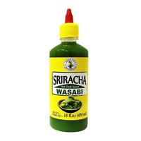 nang fah sriracha wasabi sauce 450 ml