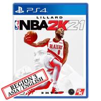 [PS4] NBA2K21 - NBA 2K21