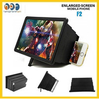 F2 - Pembesar Layar HP F2 Enlarged Screen Mobile Phone Cinema