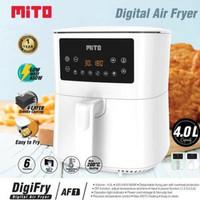 Air Fryer Mito AF1 (Murah, Bergaransi)