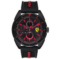 Scuderia Ferrari Analog Black Dial Men's Watch-0830547