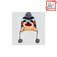 Topi Kupluk Bayi&Anak Rajut ukuran Besar Bahan Tebal Anti Dingin 02 - Topi Cewek