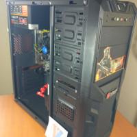 rakitan M komputer pc cpu gaming paket computer int core i5 8 gb murah
