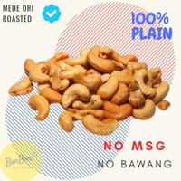 KACANG MEDE TAWAR ORIGINAL / METE PLAIN PANGGANG OVEN ROASTED 500 GR