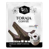 Black Eye Coffee Bali - Toraja Arabica Drip Coffee 10 Gram
