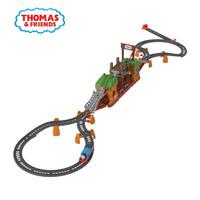 Thomas and Friends Walking Bridge Train Set - Mainan Kereta Anak