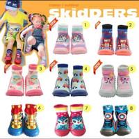 Skidders Skidder sepatu karet kaos kaki anak bayi murah