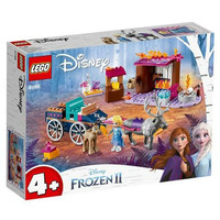 Baru Lego Frozen 2 Elsa Wagon Adventure Mainan Anak Kado