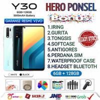 VIVO Y30 RAM 6/128 GB GARANSI RESMI VIVO INDONESIA
