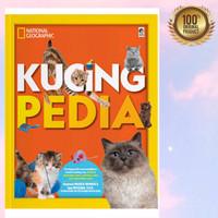 Buku Anak National Geographic - Kucing Pedia / Hardcover
