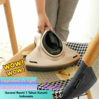 KURUMI vacuum cleaner UV Anti Dust & Mites ROSE GOLD LIMITED EDITION