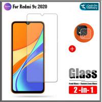 Tempered Glass Xiaomi Redmi 9C Anti Gores Kaca Camera belakang