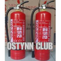 Apar viking 3 5kg abc powder av-35 p pemadam api fire extinguisher