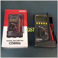 multitester avometer digital avo meter sanwa CD 800 A CD800A