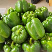 Sayur paprika hijau 500gr (happy harvest)