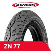 Ban Depan Motor Zeneos 80/90 -14 ZN 77 Tubeless Honda Beat