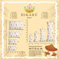 Hikarusa Bantal Guling Hikaru, Hikarusa Bolster Pillow S M L XL Tencel