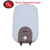 Water Heater Listrik 10 Liter Rinnai Type: RES-EC010 (Medan-GOJEK)