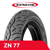 Ban Depan Motor Zeneos 70/90 -17 ZN 77 Tubeless Honda Revo